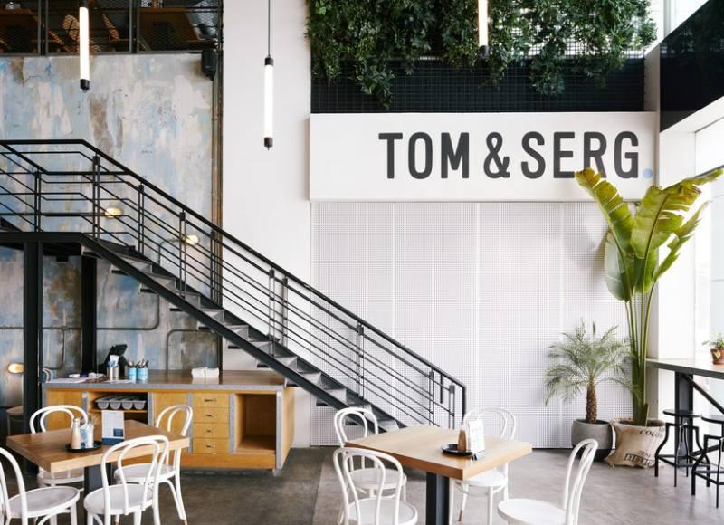 رستوران tom&serg