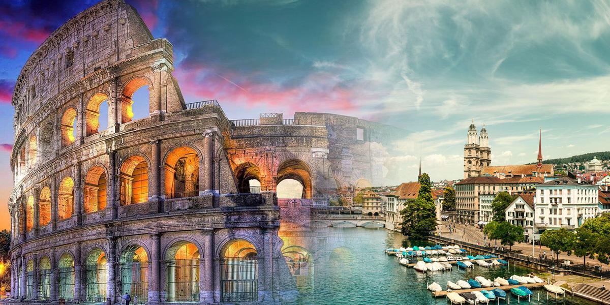 سوئیس-ایتالیا