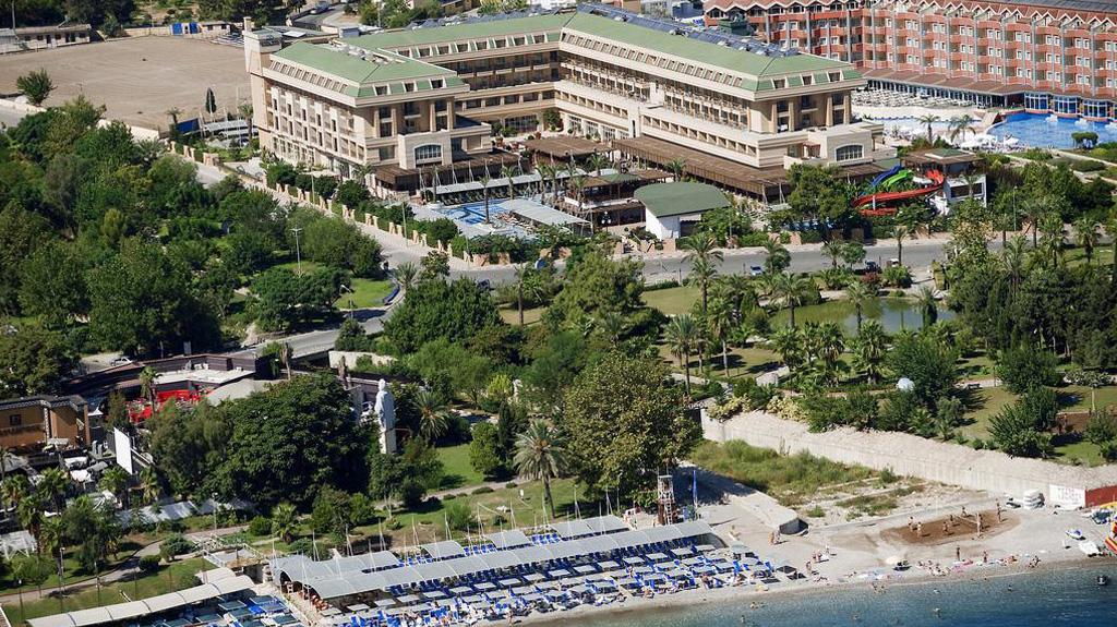 هتل کریستال دیلوکس ریزورت اند اسپا | Crystal De Luxe Resort & Spa